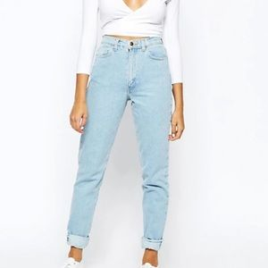 AMERICAN APPAREL Mom Jeans